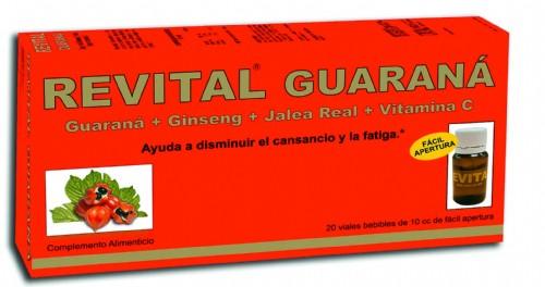 REVITAL GUARANA