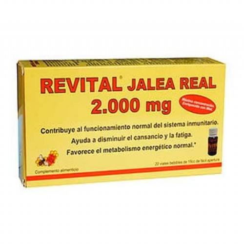 REVITAL JALEA REAL 2.000 MG