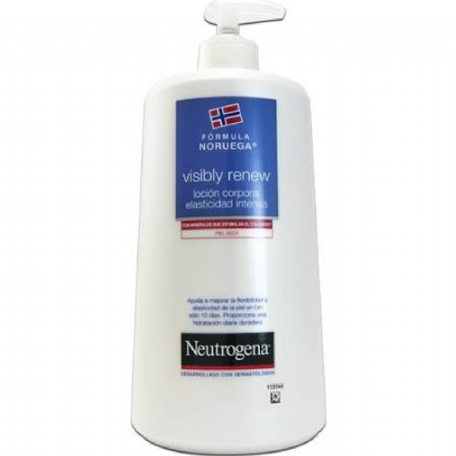 NEUTROGENA VISIBLY RENEW - LOCION CORPORAL ELASTICIDAD INTENSA (750 ML)