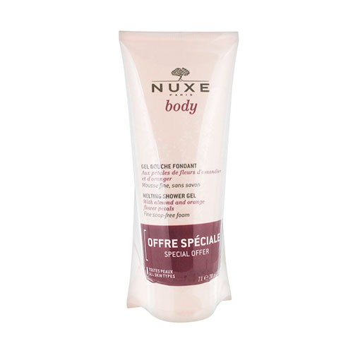 Nuxe body gel ducha duplo