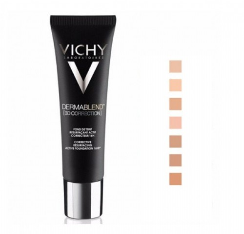 Vichy dermablend 3d correction vichy cosmetica c tono 30 (1 tubo 30 ml)
