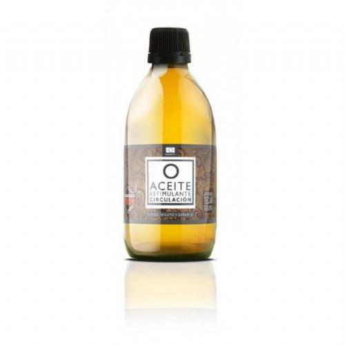 Circulacion bio aceite corporal estimulante 100 ml terpenic