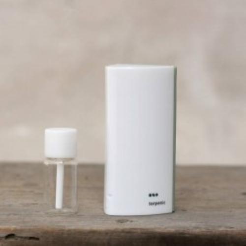 Aromadifusor portatil prisma terpenic