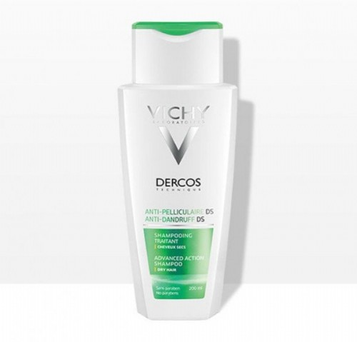 DERCOS TECHNIQUE ANTICASPA CHAMPU C SECO (400 ML)