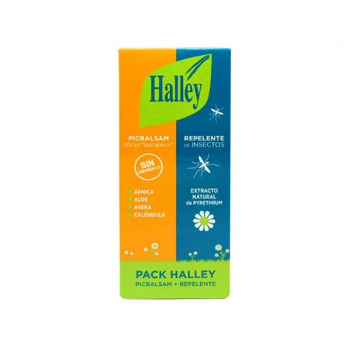 PACK HALLEY PIC + REPELENTE