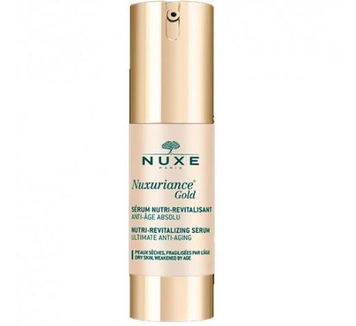 Nuxe nuxuriance gold serum nutri-revitali 30ml