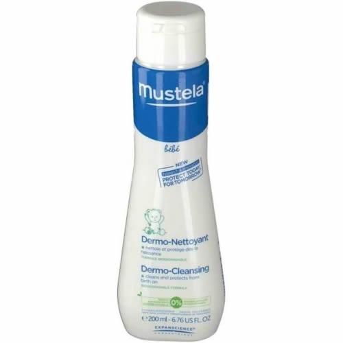 Mustela gel de baño suave (1 envase 200 ml)