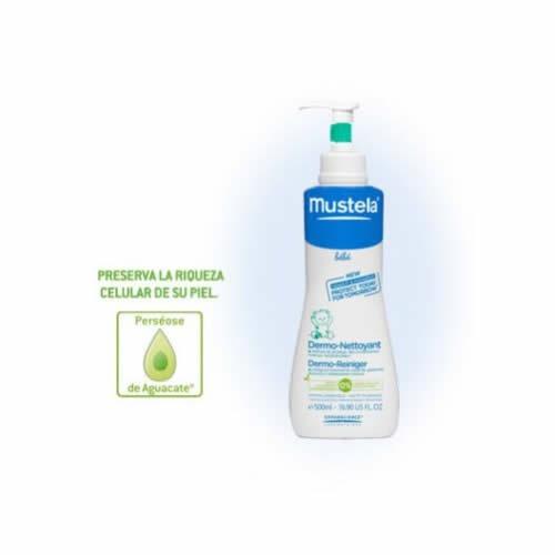 Mustela gel de baño suave (1 envase 750 ml)