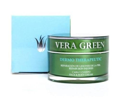 CREMA DE ALOE VERA GREEN DERMO THERAPEUTIC 50ML