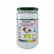 Aceite de coco prensado en frio 500ml