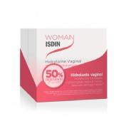 Woman isdin hid vaginal 6ml duplo 2º 50%