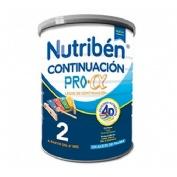 Nutriben continuacion (1 envase 800 g)