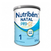 NUTRIBEN NATAL LECHE 800 G