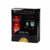 Heliocare 90 ultra gel protector solar (1 envase 50 ml)