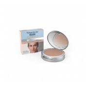 Fotoprotector isdin compact spf-50+ - maquillaje compacto oil-free (arena 10 g)