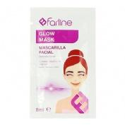 Farline mascarilla facial glow mask (crema 8 ml)
