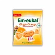 CARAMELOS BALSAMICO EM-EUKAL (NARANJA 50 G)