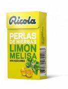 RICOLA PERLA LIMON MELISA