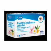 TOALLITAS OFTALMICAS ESTERILES (30 TOALLITAS)