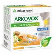 ARKOVOX DOLOR DE GARGANTA (20 COMPRIMIDOS PARA CHUPAR)