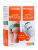 Thiomucase zonas rebeldes anticelulitico mujer (kit stick  75 ml 2 u)