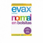 Evax salvaslip normal bolsitas 40u