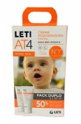 Leti at4 facial pack duplo 50% 2a unidad