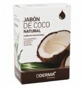 Dderma jabon de coco y glicerina (100 g)
