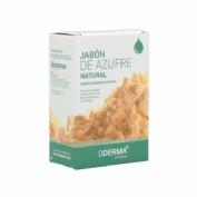 Dderma jabon de azufre natural (100 g)