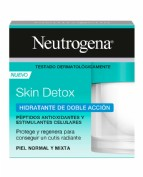 Neutrogena detox hidratante doble accion (50 ml)