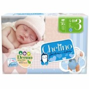 PAÑAL INFANTIL - CHELINO FASHION & LOVE (T- 3 (4 - 10 KG) 36 PAÑALES)