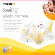 Extractor de leche electrico - swing premium