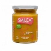 Smileat potito eco verduras y pavo 230 mg +6m