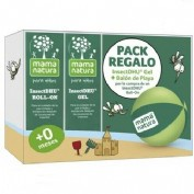 Insectdhu pack gel+roll-on + pelota