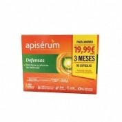 Apiserum defe. caps.- pack 3m