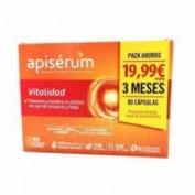 Apiserum vit. caps.- pack 3m