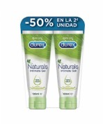 Durex naturals intimate gel (2 u x 100 ml)