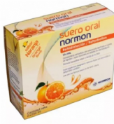 Suero oral normon pack (2 bricks 250 ml sabor naranja)
