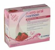 Suero oral normon pack (2 bricks 250 ml sabor fresa)