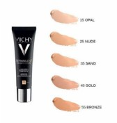 Dermablend 3d correction spf 15 oil free - vichy cosmetica correctora (tono 25)