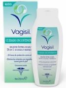 Vagisil cuidado incontinencia higiene intima 2 en 1 (1 envase 250 ml)