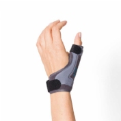 Muñequera de abducion de pulgar - airmed (1 unidad talla l gris ref am202g l)