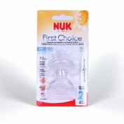 TETINA SILICONA ANTICOLICO - NUK FIRST CHOICE (T-2 L)