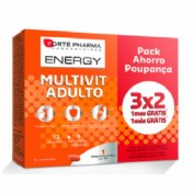 ENERGY MULTIVIT ADULTO (84 COMP)