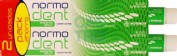 NORMODENT ANTICARIES BIFLUOR PASTA DENTAL (125 ML 2 U)