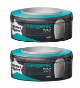 TOMMEE TIPPEE SANGENIC RECAMBIO 6 MESES x 2