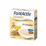 FONTACTIV 8 CEREALES (600 G)
