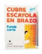 CUBRE ESCAYOLA - JOYA CIERRE VELCRO (INFANTIL BRAZO LARGO)