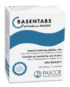 BASENTABS PH-BALANCE PASCOE (100 COMP)