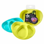 TOMMEE TIPPEE PLATO 3 COMPARTIMENTOS + 10 MESES